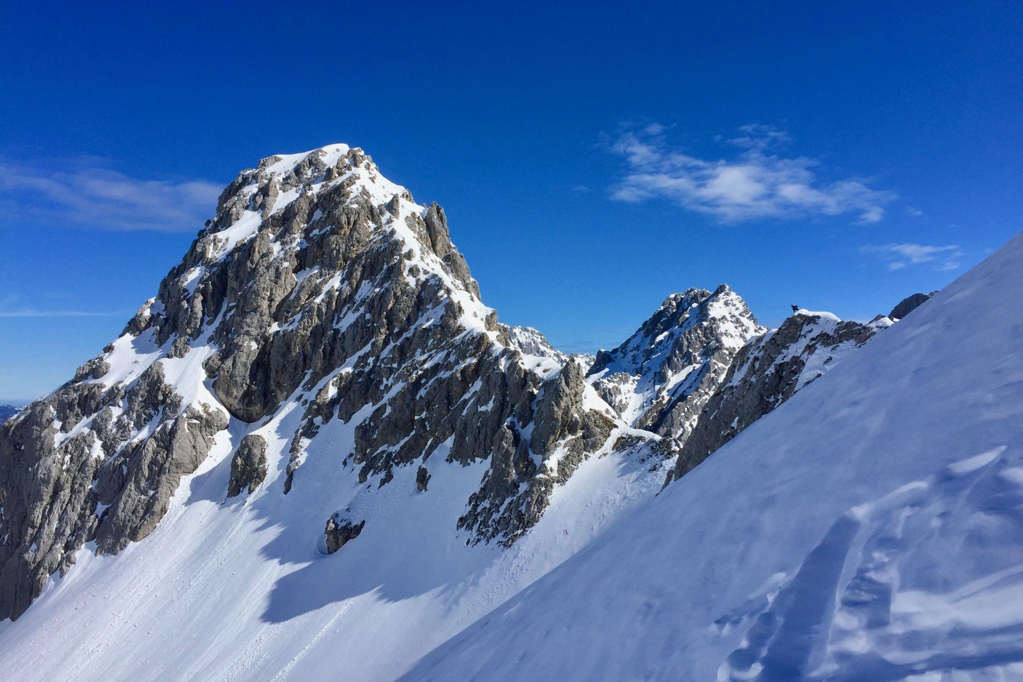 Skitour zur Drachenscharte ©Gipfelfieber