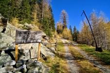 Aufstieg zur Hütte ©Gipfelfieber