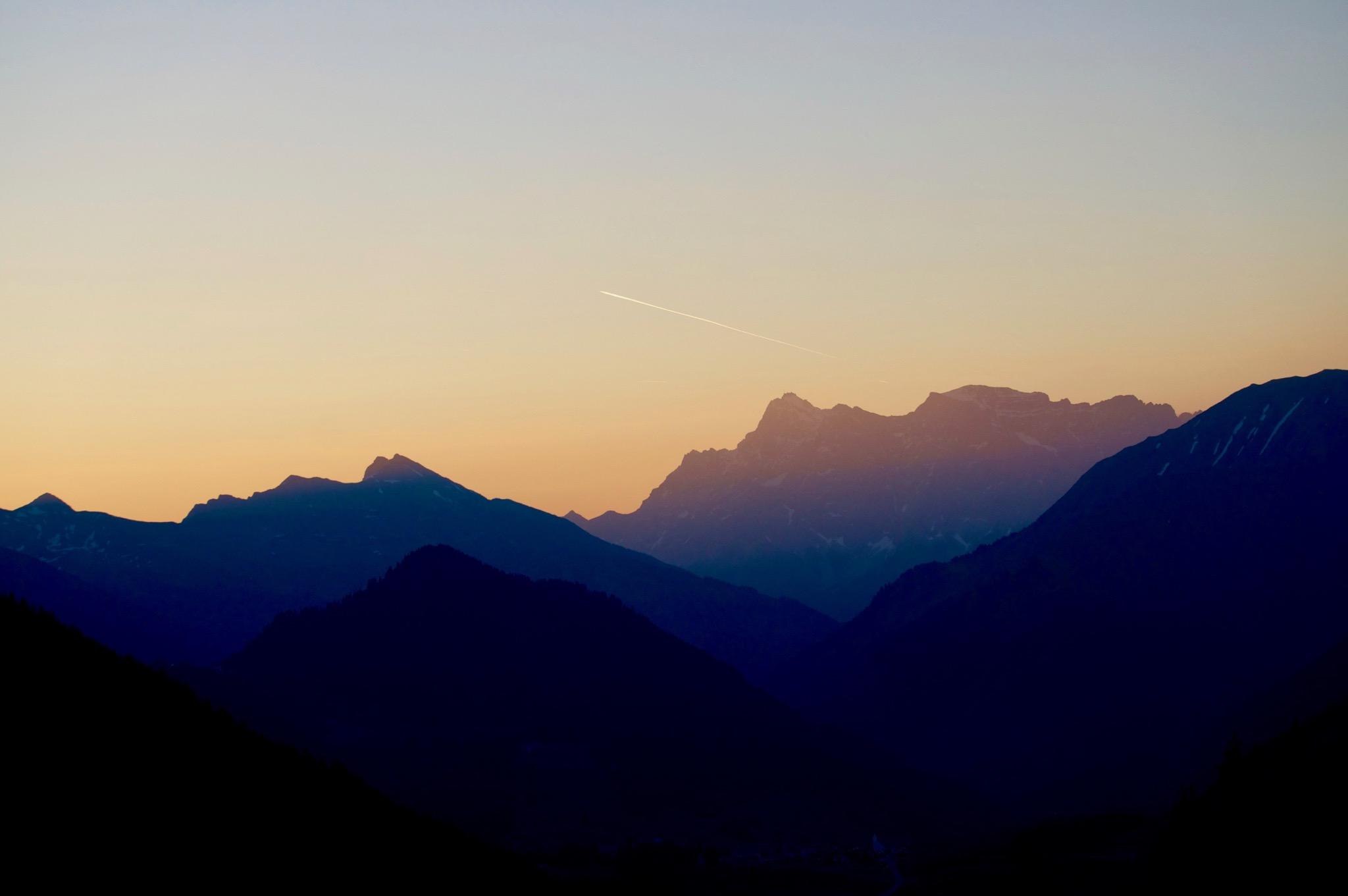 Sonnenaufgang an der Zugspitze ©Gipfelfieber