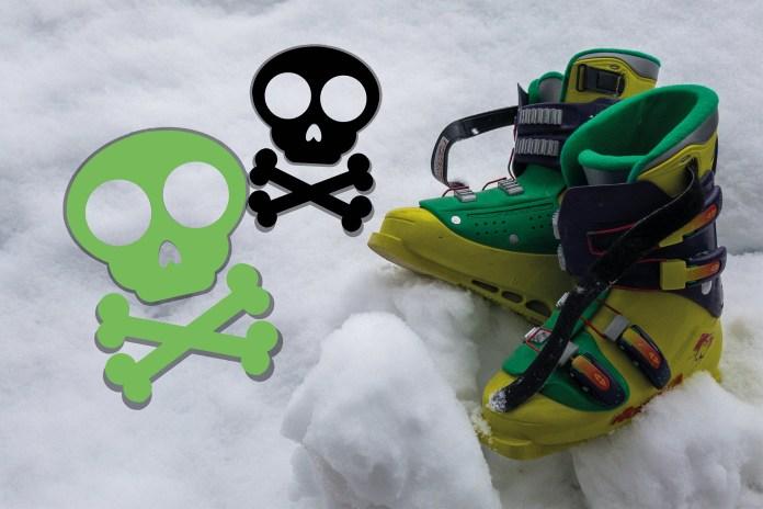 Outdoor Lifehacks: Das hilft gegen stinkende Skischuhe ©Gipfelfieber