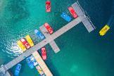 Boote auf dem Eibsee ©Gipfelfieber