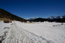 Geroldsee im Winter ©Gipfelfieber