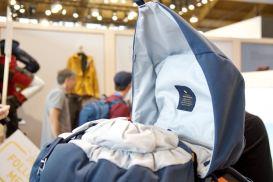 Rucksack aus der Bergtagen-Kollektion von Fjällräven ©Gipfelfieber