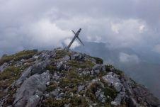 """Gipfelkreuz"" vom Oberen Gamskarköpfl ©Gipfelfieber"