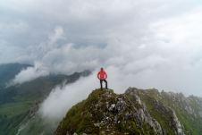 Mit Abenteuersüchtig.de am Gipfel ©Gipfelfieber