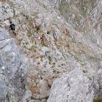 Im Südwand-Klettersteig ©Gipfelfieber