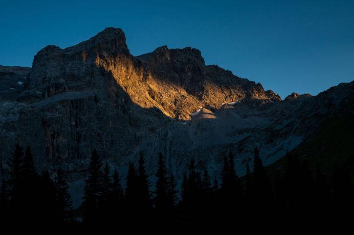 Alpenglühen ©Gipfelfieber