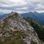 Gipfelkreuz vom Teufelstättkopf ©Gipfelfieber