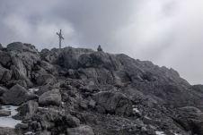 Gipfelkreuz der Sulzfluh ©Gipfelfieber