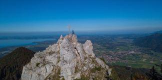 Hochplatte und Friedenrath: Zwischen Trubel und Einsamkeit ©Gipfelfieber