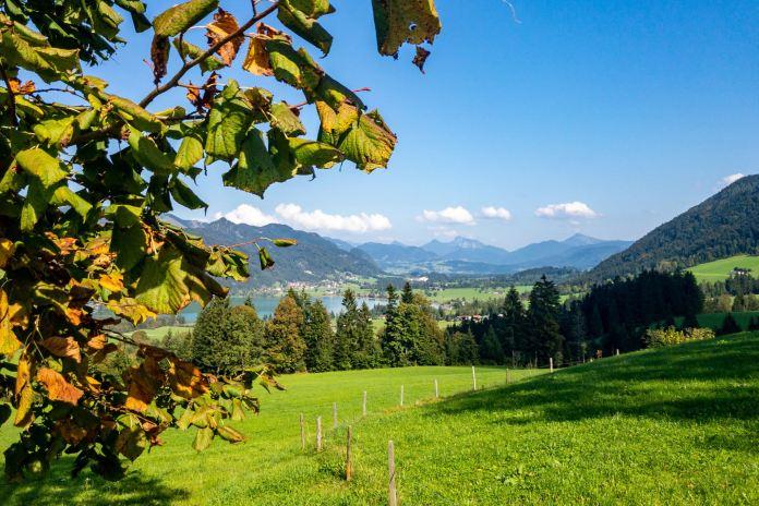Herbstwandern im Chiemgau und Kaiserwinkl: Sechs Touren für Genießer