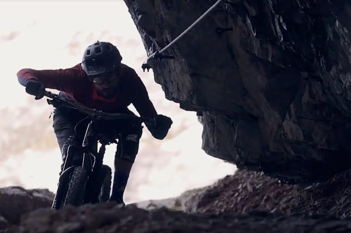 Outdoor-Film der Woche KW 50/18: Via Ferrata on a Mountain Bike