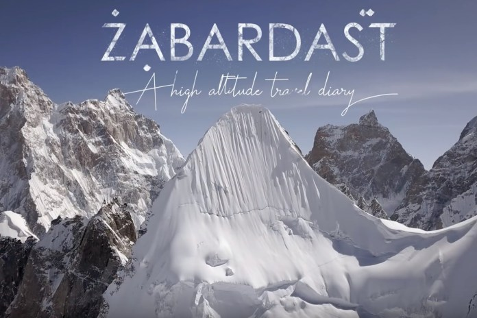 Outdoor-Film der Woche KW 52/18: Zabardast ©Screenshot/Picture Clothing/Almo Film/Jérôme Tanon