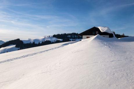 Schneemassen ©Gipfelfieber