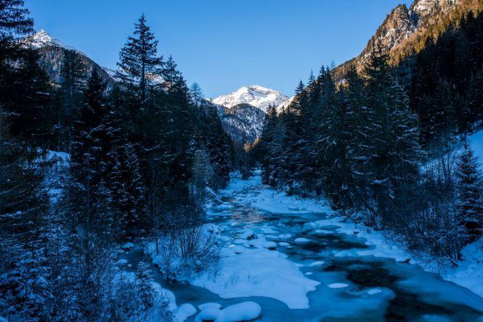 Schneeschuhwandern im Defereggental: Fährtenlesen für Einsteiger