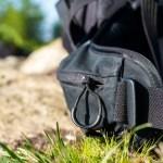 Tasche am Hüftgurt ©Gipfelfieber