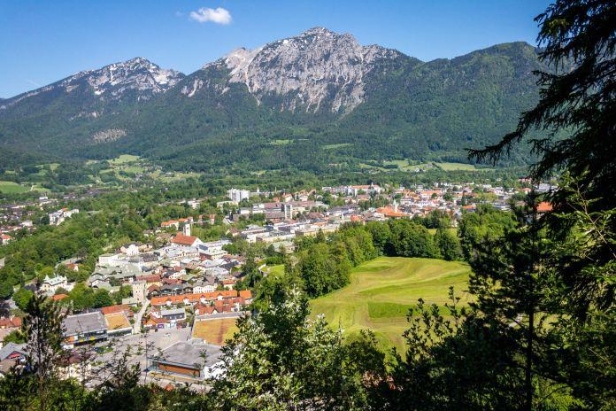 7. Etappe auf dem SalzAlpenSteig: Von Bad Reichenhall nach Bischofswiesen