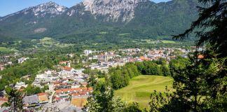 7. Etappe auf dem SalzAlpenSteig: Von Bad Reichenhall nach Bischofswiesen ©Gipfelfieber