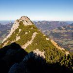 Rückblick zum Grinnerkopf ©Gipfelfieber