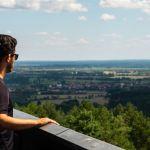 Ausblick vom Heidebergturm ©Gipfelfieber