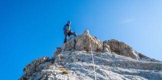 Über den Westgrat auf die Zimba ©Gipfelfieber