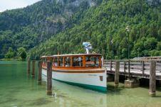 Königssee: Halbzeit auf dem SalzAlpenSteig ©Gipfelfieber