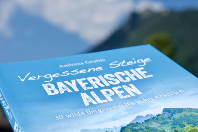 Buchvorstellung: Vergessene Steige - Bayerische Alpen ©Gipfelfieber