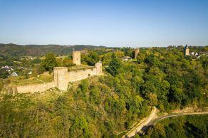 Burg Blankenberg ©Gipfelfieber
