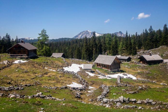 Viele kleine Hütten ©Gipfelfieber
