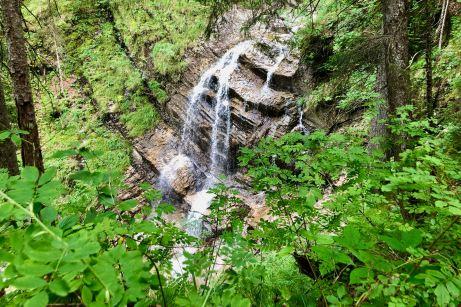 Wasserfälle und Kaskaden ©Gipfelfieber
