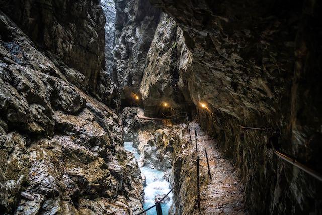 Kaipara Green Trails: Alpine Pionierarbeit in der Höllentalklamm