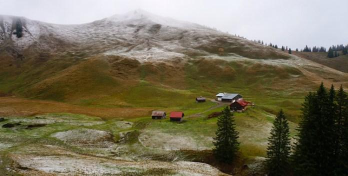 Die Rauhalmhütte in den Bayerischen Voralpen © Gipfelfieber.com