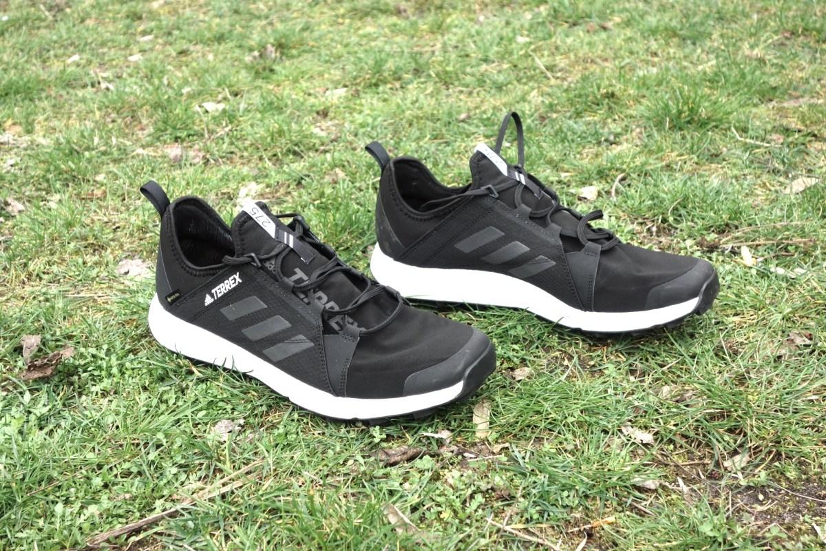 adidas Terrex Speed GTX Schuhe Seitenansicht