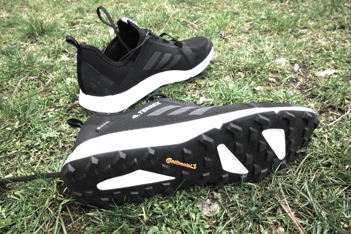 adidas Terrex Speed GTX rutschfeste Sohle