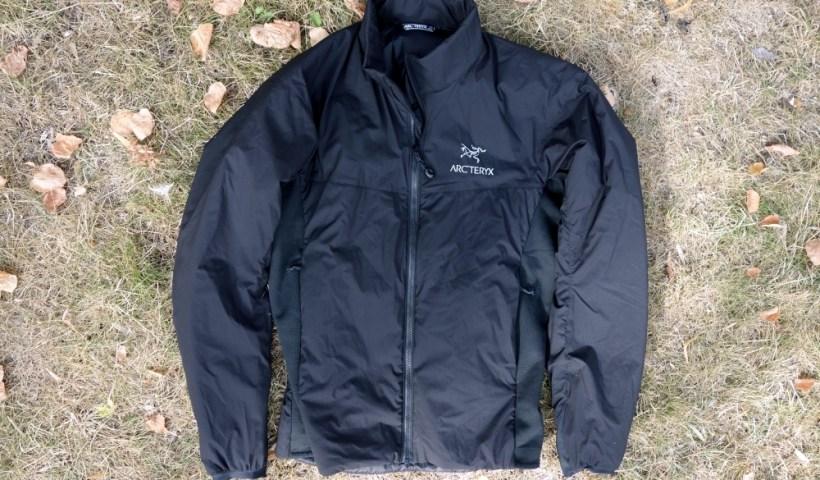 Arcteryx Atom LT Jacket Vorderseite