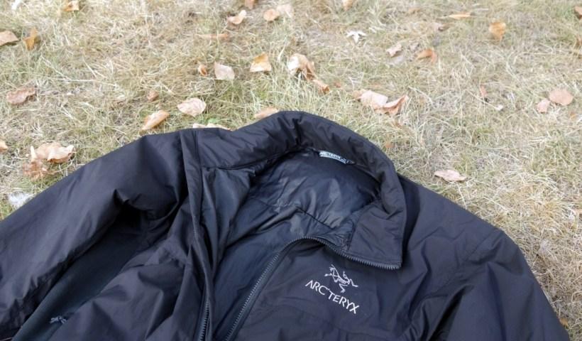 Arcteryx Atom LT Jacket Kragen