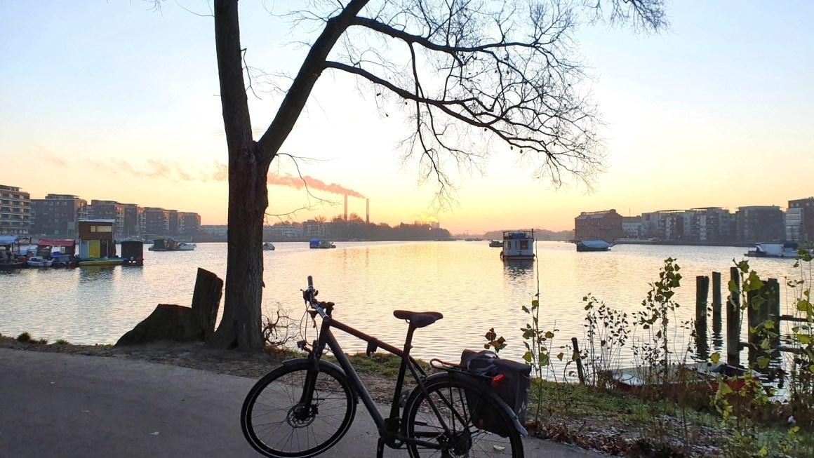 Berliner Südosten Radtour am Wasser