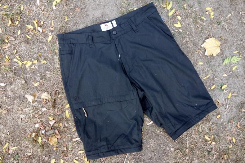 Fjällräven Traveller Zip-Off Trousers gekürzt