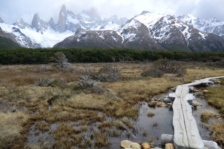 Nationalpark Los Glaciares, Patagonien, Fitz Roy