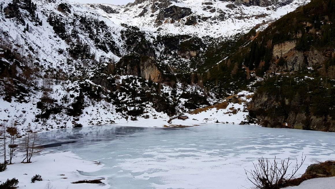 Winterwanderung zum Landauersee