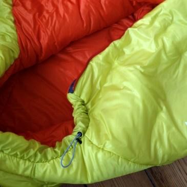 Mountain Hardwear HyperLamina Spark 35 Schlafsack im Test