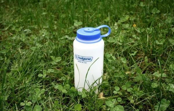 Nalgene HDPE 1 L Trinkflasche