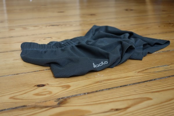 Testbericht: Odlo Boxer-Shorts Cubic