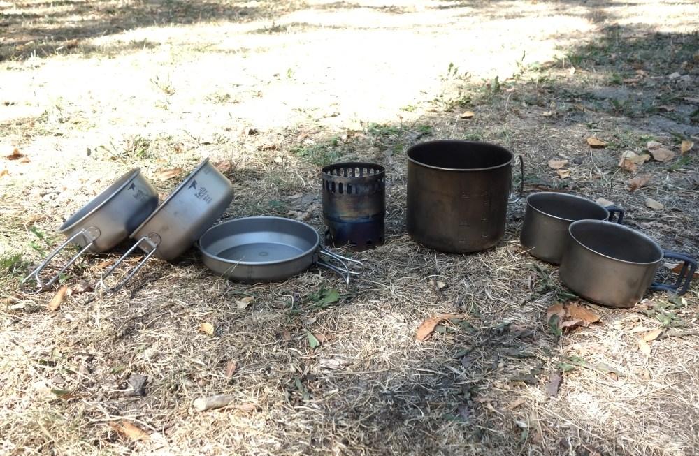 Meine aktuelle Outdoorküche
