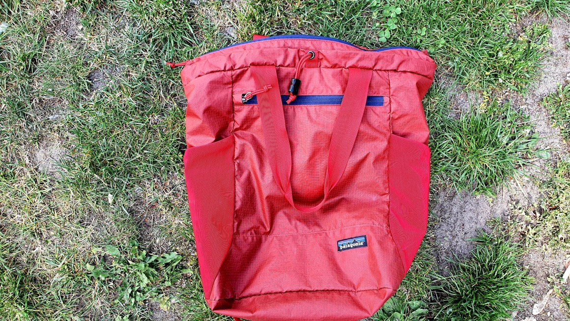 Patagonia Ultralight Black Hole Totepack im Test