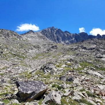 Tour auf den Pico del Alba