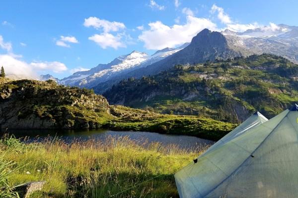 Zelttour im Nationalpark Posets-Maladeta