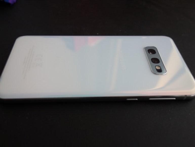 Kameras des Samsung Galaxy S10e