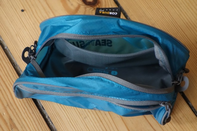 Sea to Summit Toiletry Bag Innenansicht