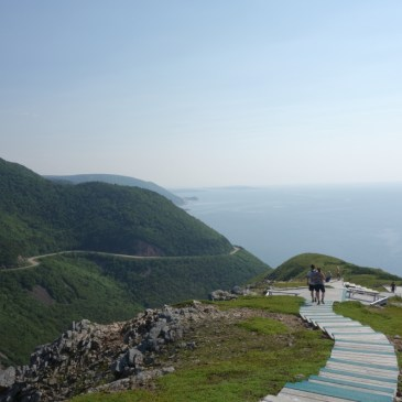 Skyline Trail im Cape Breton Highlands National Park